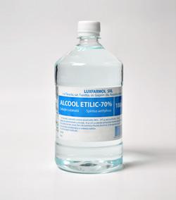Alcool etilic 70% 1L