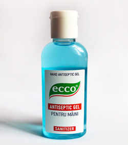 ECCO antiseptic gel 50ml