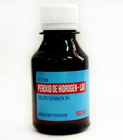 Peroxid de hidrogen