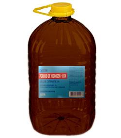 Peroxid de hidrogen 5L